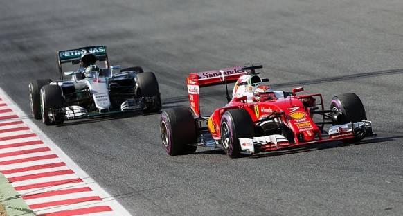 Vettel şampiyonluk adayı ilan edildi