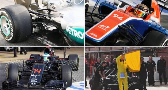 F1 Barcelona testleri 3. gün canlı anlatım