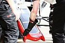 Haas Barselona'ya güçlendirilmiş bir ön kanat yolladı