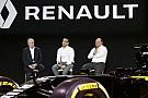 Renault 2016 motorunun attıkları en büyük adım olduğunu açıkladı