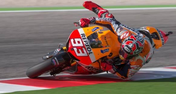 'Marquez MotoGP'nin volkanı ve şov adamı'