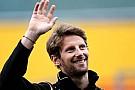 Grosjean: 'Haas, Ferrari'ye geçiş için bir adım değil'