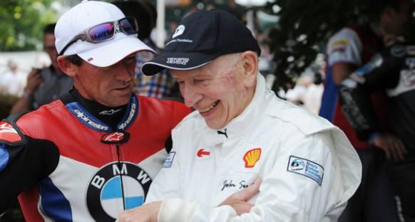 John Surtees, CBE unvanına layık görüldü
