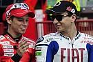 Lorenzo, Stoner'ın Ducati ile MotoGP'de yarışacağına emin