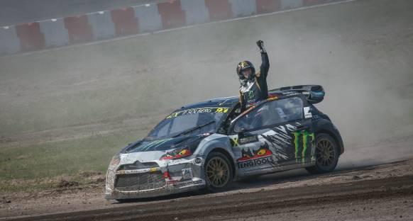 Rallikros'da şampiyonun adı Petter Solberg!