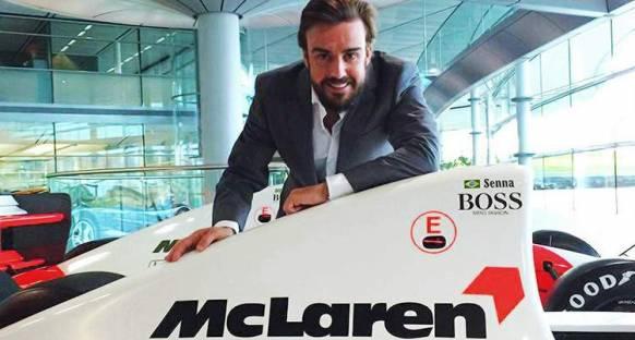 Alonso bir yıllık izin konusu hakkında şaşkınlık içinde