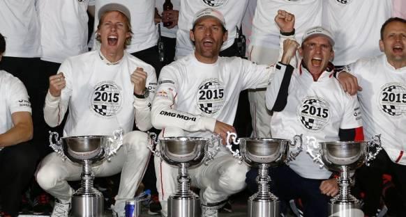 WEC: Webber, Hartley, Bernhard şampiyon oldu!