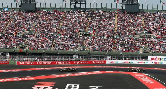 Lauda: 'Meksika'nın başarılı dönüşü F1'de çıtayı yükseltti'