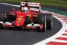 Vettel: Son turumda çok zorladım