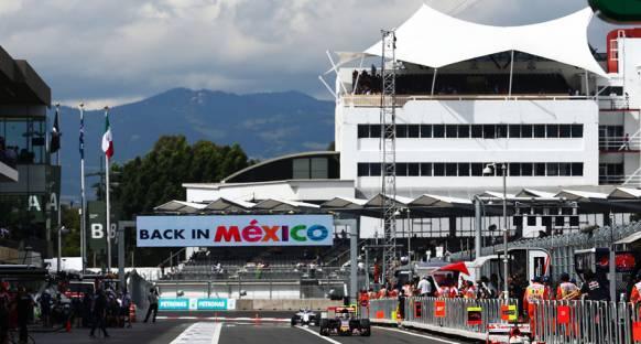 Meksika GP Cuma 2. Antrenmanlar Canlı Yayın