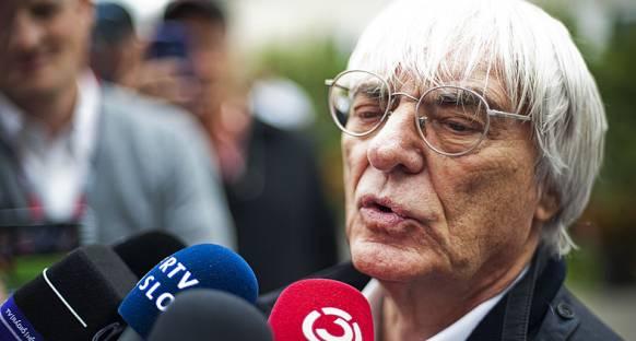 Ecclestone: Formula 1 Bu Yıl Satılabilir