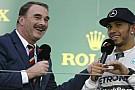 Mansell: Hamilton'la Aynı Zamanları Yapabilirim