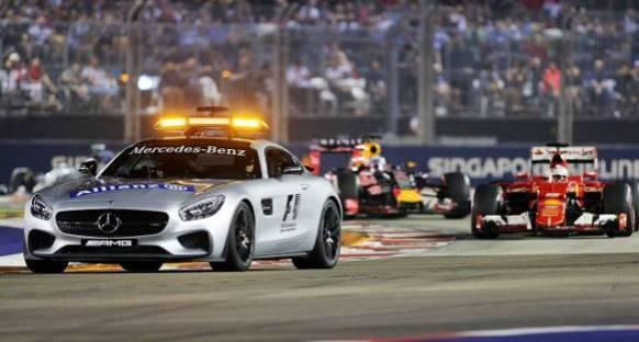 Ricciardo: Yarışın Kaderini Güvenlik Aracı Çizdi