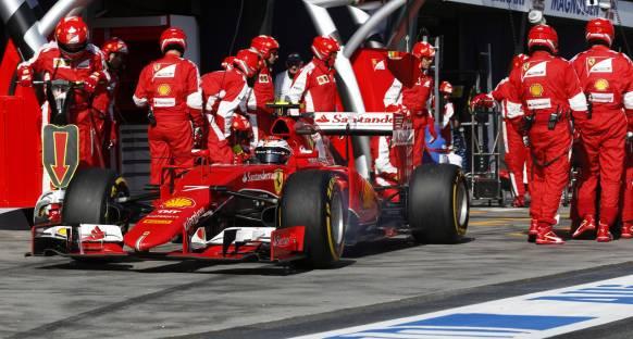 Raikkonen grid cezası aldı