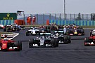 F1, 2017 kurallarını belirlemek için hızlanıyor