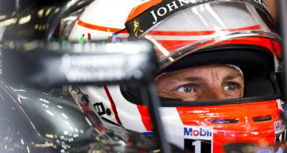 Button: F1 ve McLaren konusunda geleceği düşünmek yanlış