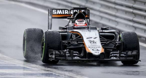 Vettel ve Hulkenberg'e kınama