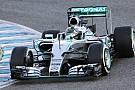 Rosberg, Ferrari tehditinden dolayı tetikte