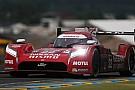 Nissan GT-R LM Nismo hibrit sistemi olmadan yarışmış