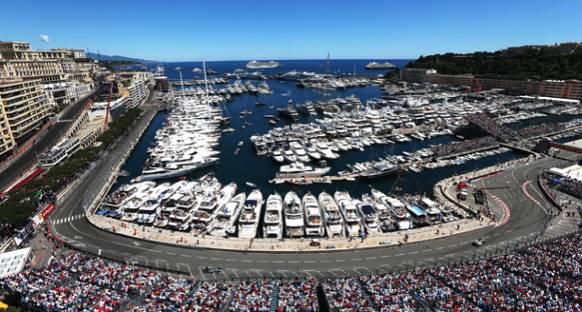 Monaco GP 3. Antrenman Turları Canlı