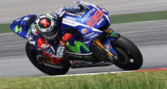 Jerez'de pole pozisyonu Lorenzo'nun