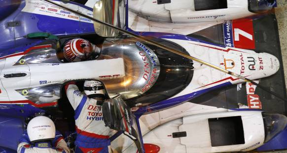 Nakajima SPA'da yarışamayacak