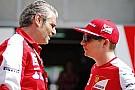 Raikkonen, Ferrari'deki ortamdan memnun