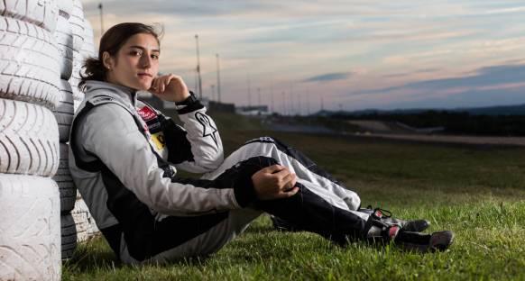 Calderon: 'Tam grid oluşturacak kadar kadın sürücü yok'