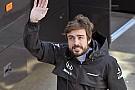 Alonso bilim kurgu hikayeleri arasında fitness çalışmalarına devam ediyor