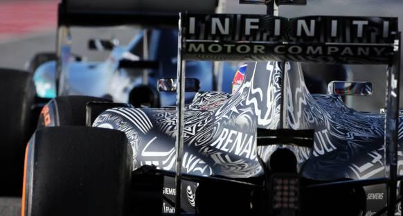 F1 Barcelona testleri son gün