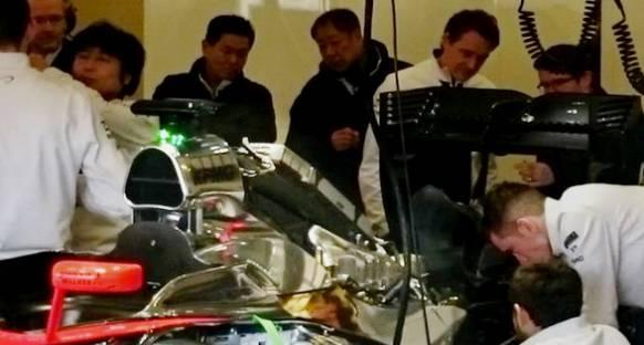 McLaren MP4-30 - Dar Sidepodların Sırrı