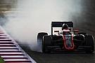 F1 Barcelona testleri -2- 1. gün