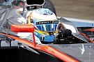 Alonso McLaren'in motivasyon kaynağı