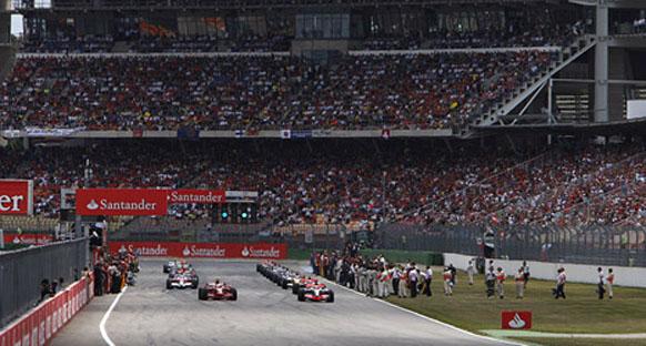Ecclestone Almanya GP'sinin yapılacağından şüpheli