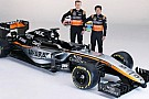 Force India, yeni renk düzenine sahip aracını tanıttı