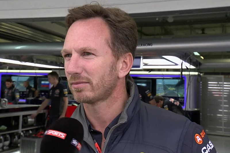 """Хорнер: Red Bull """"наступає на п'яти"""" Ferrari"""