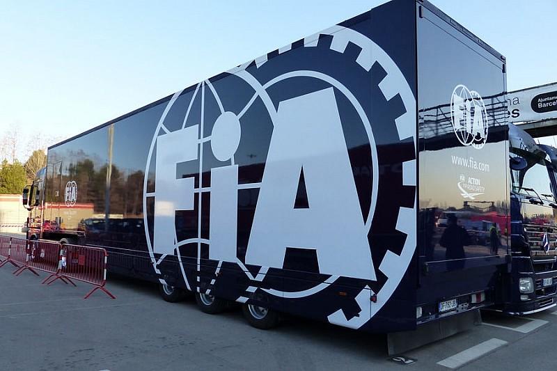 FIA затвердила минулорічний формат кваліфікації