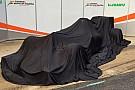 Force India представила нову машину
