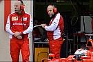 Джок Кліа почав працювати у Ferrari