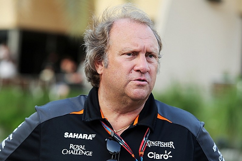 Force India попросила грошей у Екклстоуна