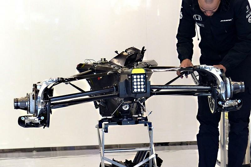 Технічні новинки Гран Прі Бельгії