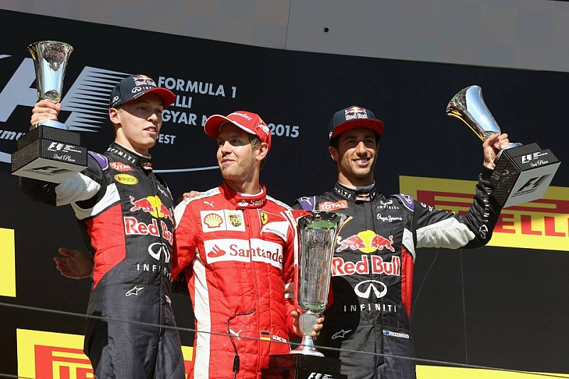 Гран Прі Угорщини: гонка