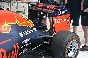 Formule 1 Analyse Du nouveau sur l'aileron arrière de la Red Bull RB12