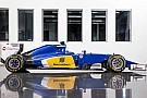Команда Sauber представила новую машину