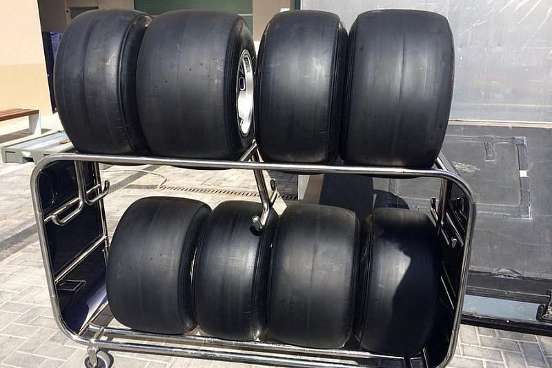 Pirelli о тестах в Абу-Даби
