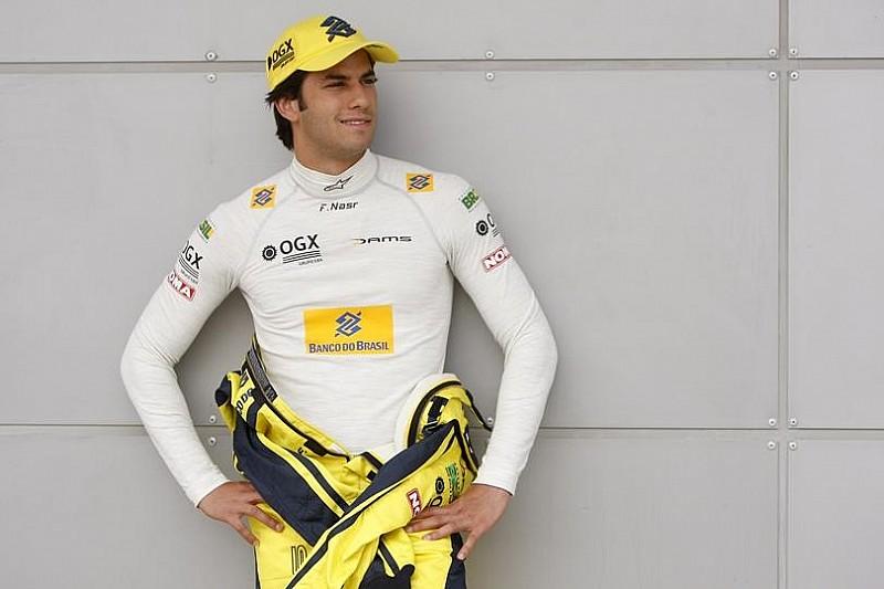 Фелипе Наср – второй пилот команды Sauber
