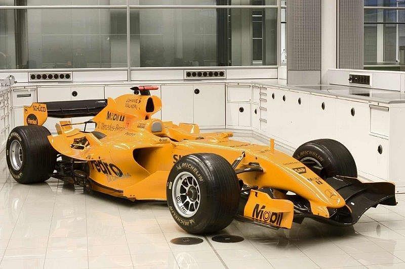 МакЛарен может стать оранжевым в 2014 году