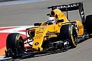 La Renault ha speso un gettone per la power unit in Bahrain