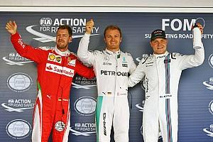 Fórmula 1 Crónica de Clasificación Rosberg logra una cómoda pole tras avería de Hamilton