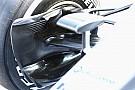 لمحة تقنيّة: قناة المكابح الأماميّة لسيارة مرسيدس دبليو07